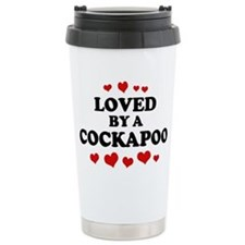 Unique Cockapoo Travel Mug