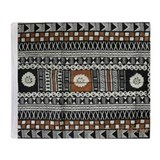 African print Blankets