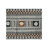 African print Fleece Blankets