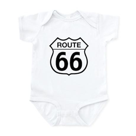 Route 66 Infant Bodysuit