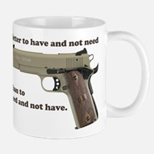 Better to have Mugs