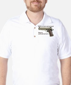 Better to have Golf Shirt
