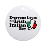 Funny italian Ornaments