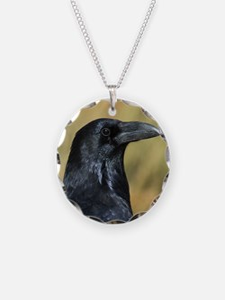 Moab Raven Necklace