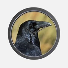 Moab Raven Wall Clock