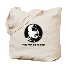 Time For Go To Bed Tote Bag