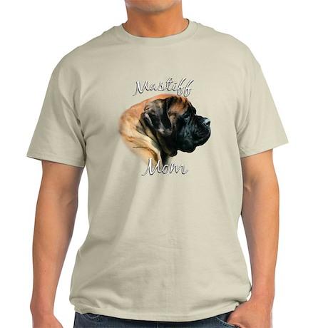 Mastiff(apricot)Mom2 Light T-Shirt