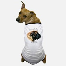 Mastiff(apricot)Mom2 Dog T-Shirt