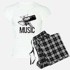 Music,microphone Pajamas