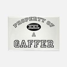 Property of a Gaffer Rectangle Magnet