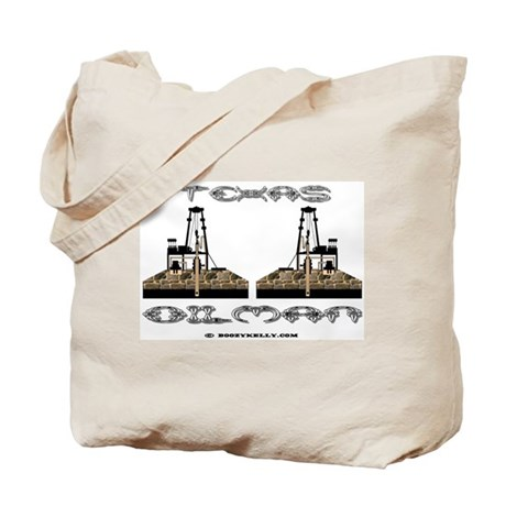 Texas Oilman Tote Bag