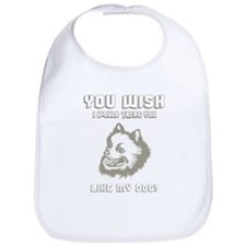 German Spitz Klein Bib