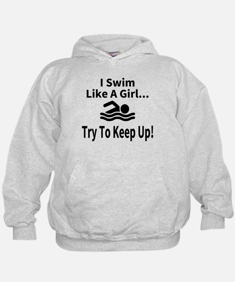 Unique Swim Hoody