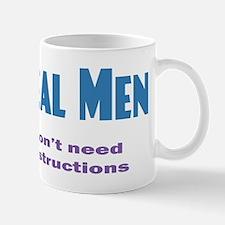 Real Men Mugs