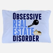 Funny Real Estate Pillow Case