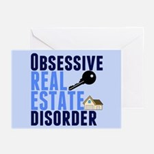 Funny Real Estate Greeting Cards (Pk of 10)