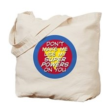 Super Powers 01 Tote Bag