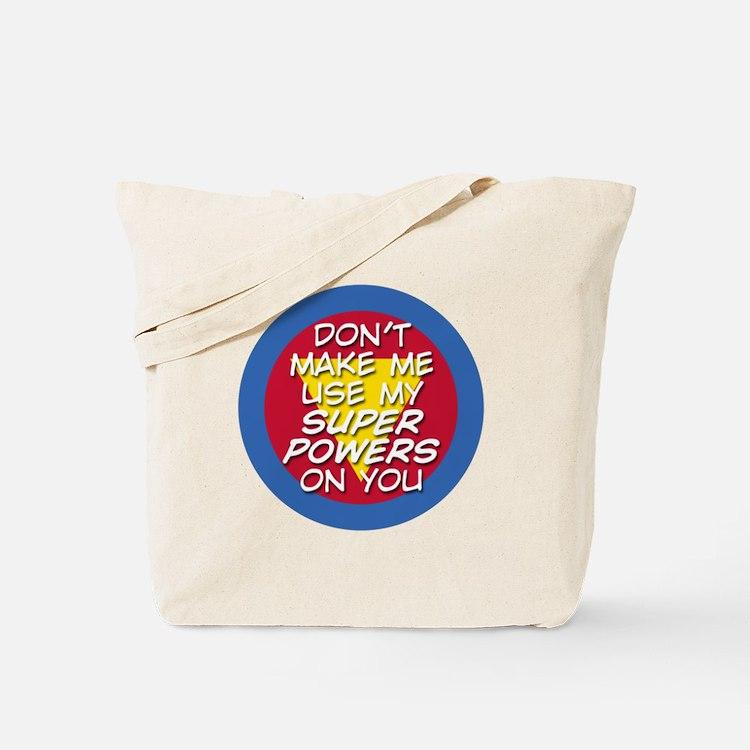 Super Powers 01 Tote Bag