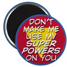 Super Powers 01 Magnet
