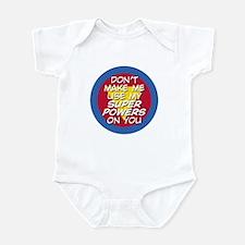 Super Powers 01 Infant Bodysuit