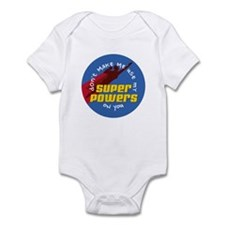 Super Powers 02 Infant Bodysuit
