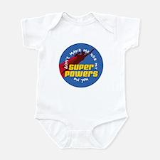 Super Powers 02 Infant Bodysuit