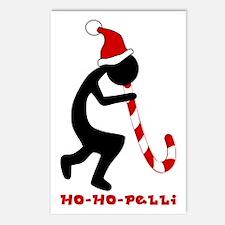 Ho-Ho-Pelli Postcards (Package of 8)