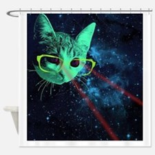Cute Cat lovers Shower Curtain