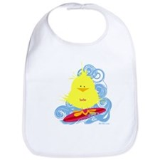 Surfer girls Bib