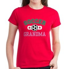 Soccer Grandma Tee