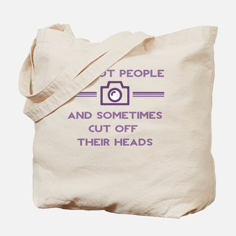 Cute Wtd i love photography Tote Bag