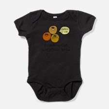 Cute Scientists Baby Bodysuit