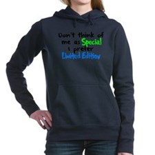 Funny Disabilities Women's Hooded Sweatshirt