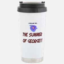 Cute Summer of george Travel Mug