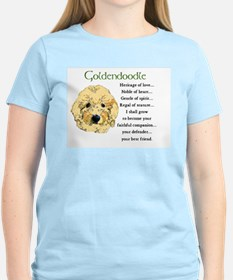 Cool Goldendoodle T-Shirt