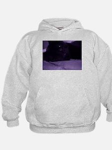 Purple Puma Hoodie