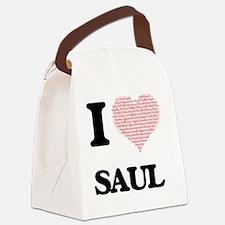 Unique Saul Canvas Lunch Bag