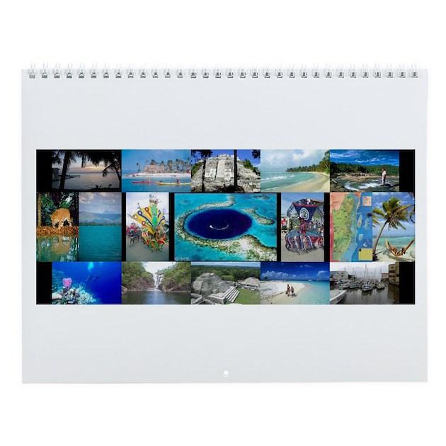 Belizean merchandise wall calendar by cmgenterprises for Belizean style house plans