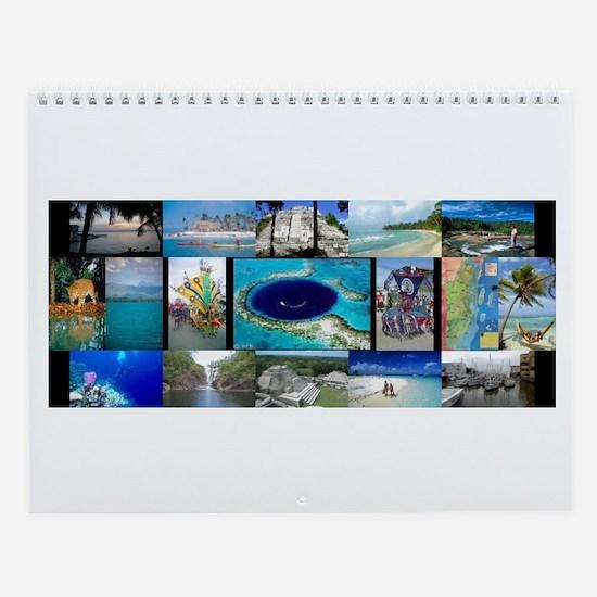 Belizean Merchandise Wall Calendar