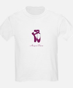 Team Pointe Ballet Orchid Perso T-Shirt