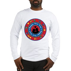 New Year's Eve Party Long Sleeve T-Shirt