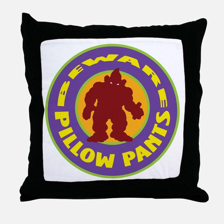 Pillow Pants Throw Pillow