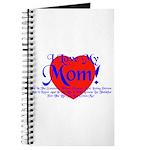 I Love Mom! Journal
