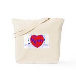I Love Mom! Tote Bag
