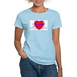 I Love Mom! Women's Light T-Shirt