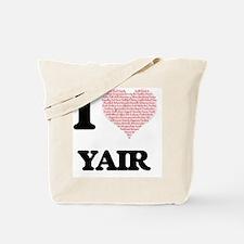 Unique Yair Tote Bag