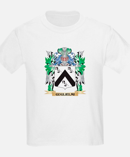 Guglielmi Coat of Arms (Family Crest) T-Shirt