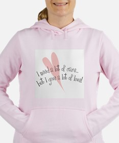Unique Angelman syndrome Women's Hooded Sweatshirt
