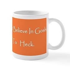 Darned to Heck Mug
