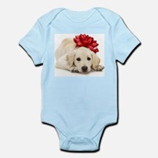 Yellow Lab Puppy Body Suit